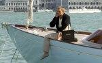 James Bond et son laptop Sony Vaio