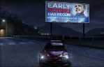 Obama dans Burnout Paradise