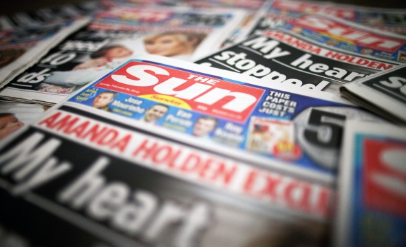 News Corp's New Tabloid The Sun On Sunday