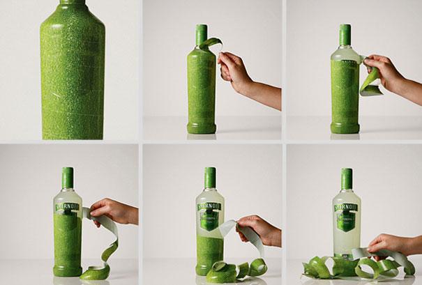 Packaging créatif desperados