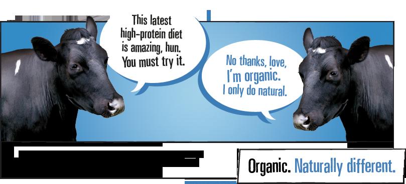 UK's ads for organic food