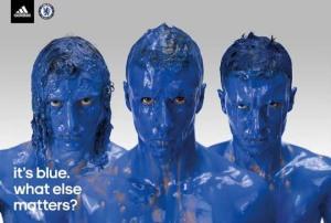 It's blue, what else matters?