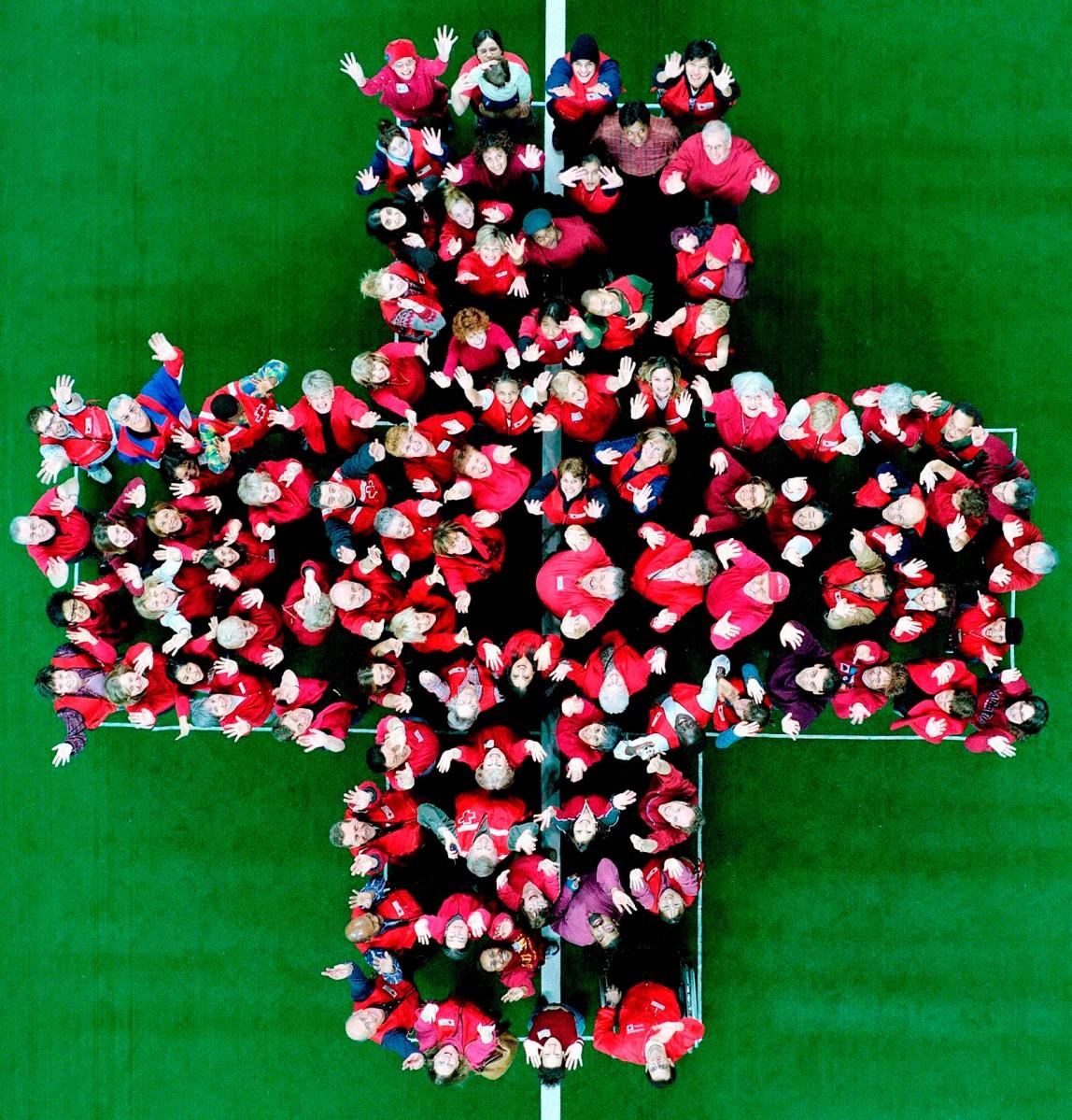 La Croix-Rouge: une communication originale et virale, clé de son succès!