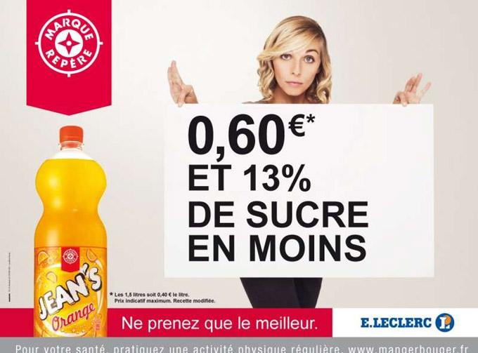 lea-fait-sa-pub-leclerc-marques-reperes-blonde-soda