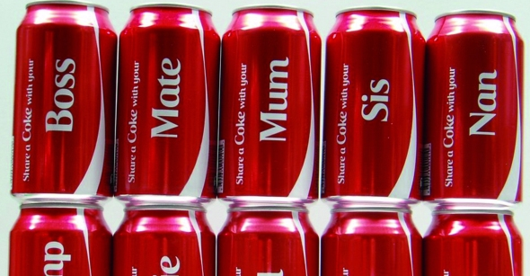 Coca-Cola  Share a Coke 2