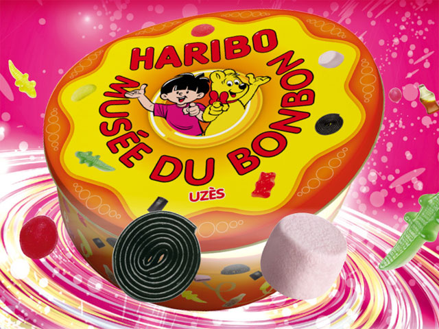 haribo musee du bonbon