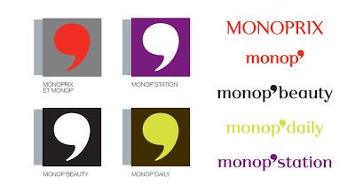Monoprix mais sur la t te de gondole qu ils savent communiquer trend n - Monoprix nouveau logo ...