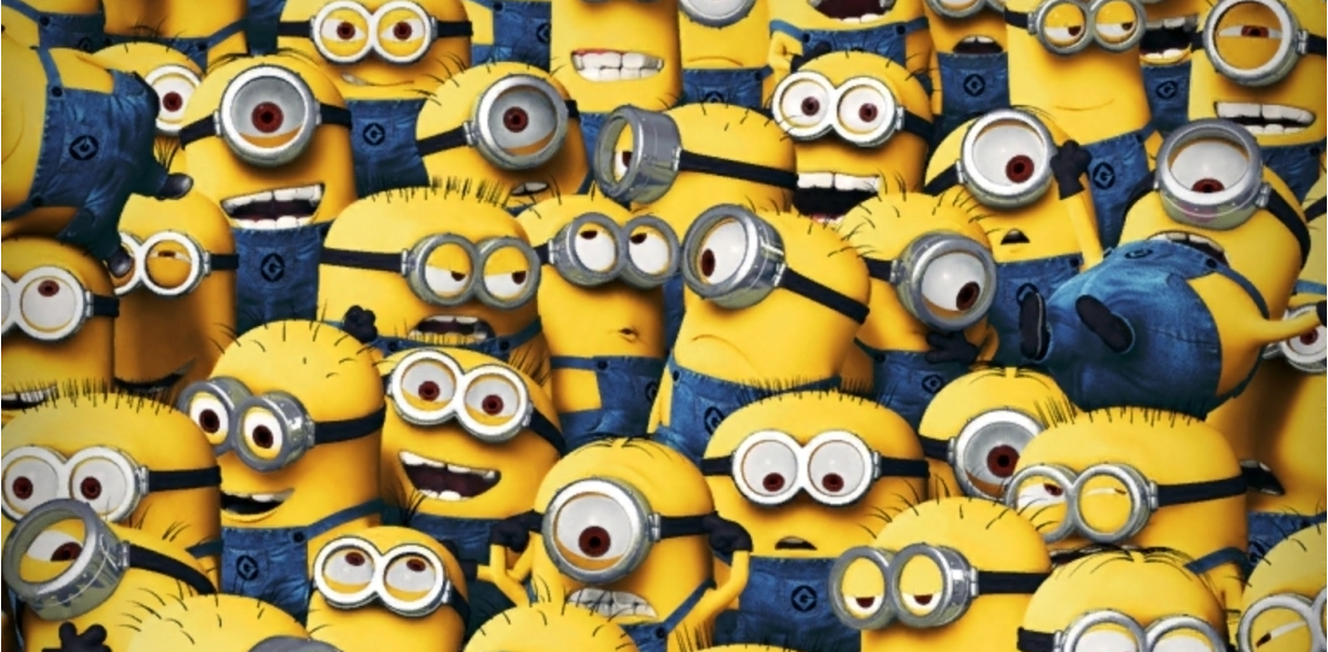 Moi moche et minion trend n 39 com - Despicable me minion screensaver ...