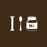 L'enthousiasme par Nutella!