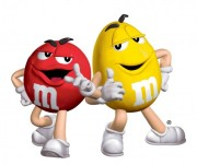 m&m's personnages 10