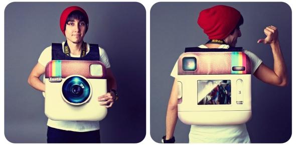 instagram produit dérivé costume