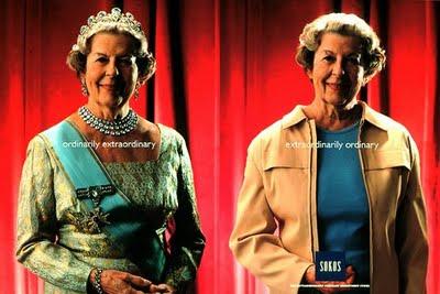 queen extraordinary ordinary fashion england london