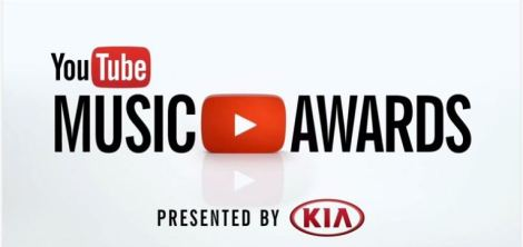 youtube music video awards