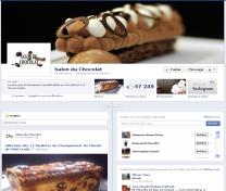 facebook salon chocolat