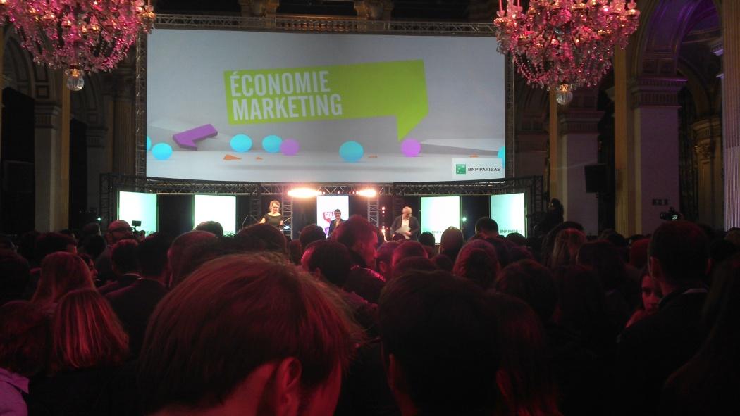 Golden Blog Awards cérémonie 2013 Economie marketing