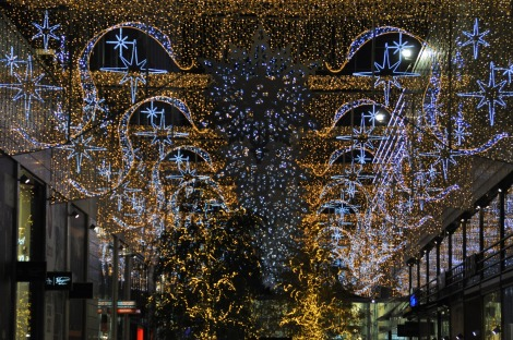 LONDON CHRISTMAQ