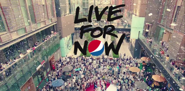 life for now pepsi