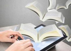 tablette livres