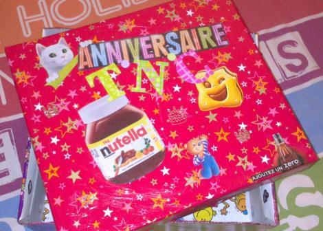 Box TNC anniversaire