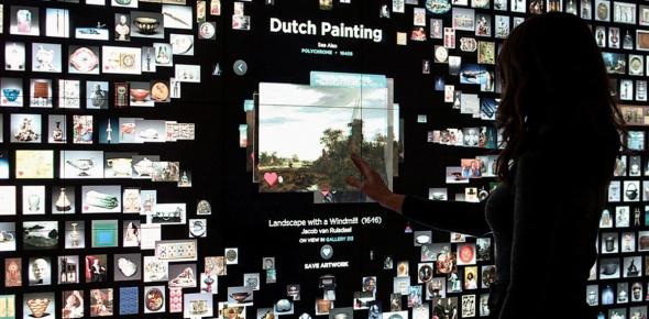 musée 2.0 interactif digital