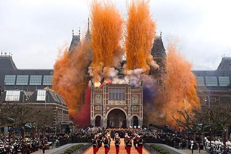 ouverture Rijksmuseum
