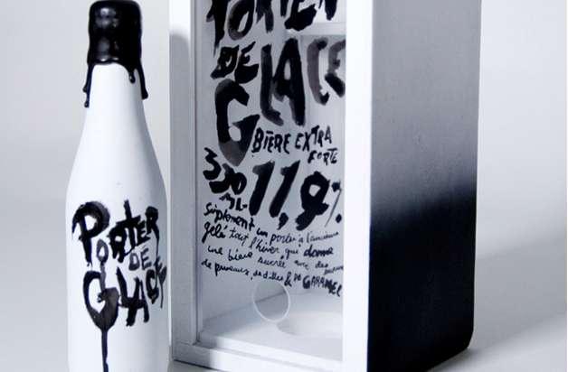 packaging bouteille coloré
