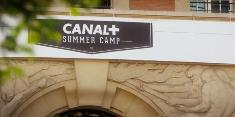 summer camp canal