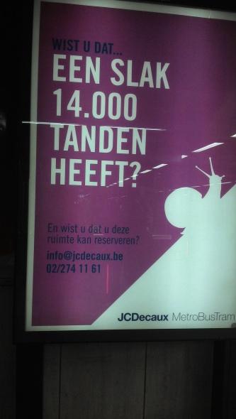 JCDecaux  néerlandais