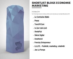 Trend'N'Com parmi les 10 sélectionnés de sa catégorie