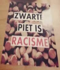 zwarte piet racisme