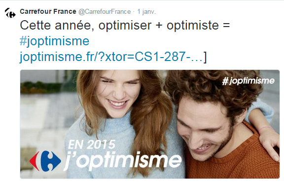 carrefour france twitter