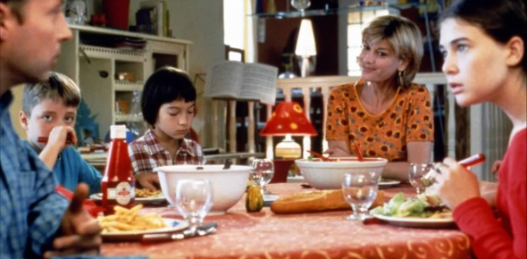 Un diner de famille