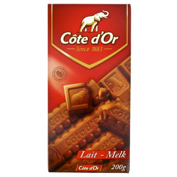 Cote d'Or lait