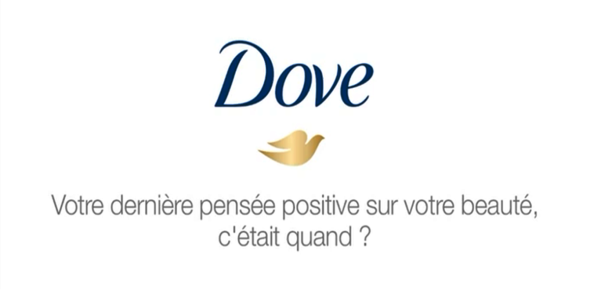 dove pensee positive