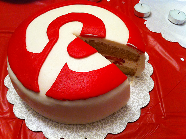 Pinterest board inspiration photo marketing choose layer cake social media product