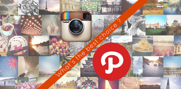 instagram pinterest lequel choisir what the best choice