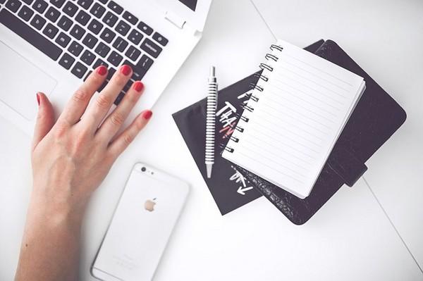 blog awards travailler laptop crayon cahier