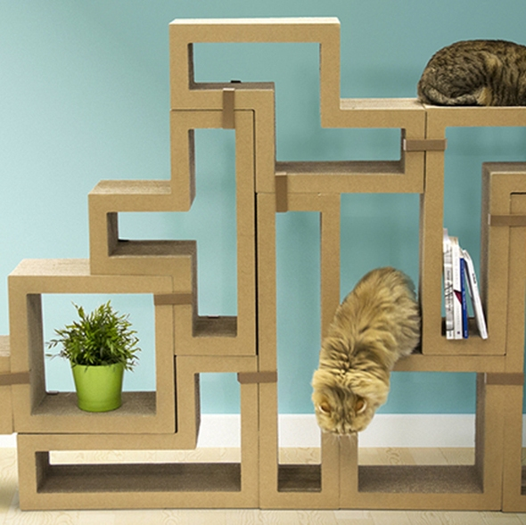 arbre a chat DIY conforama