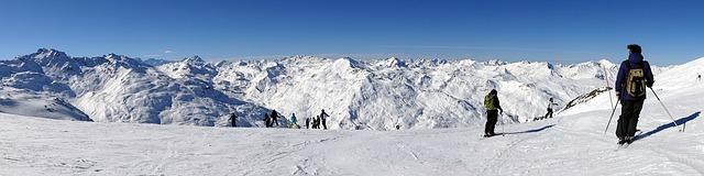 panorama-station de ski