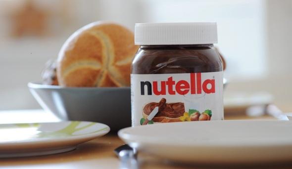 Nutella concept bar exposition universelle milano 2015 petit déjeuner brioche bread