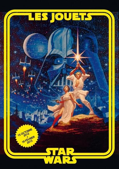 exposition jouets star wars arts décoratifs