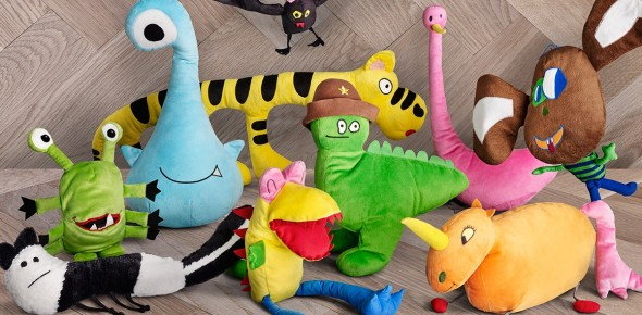 peluches ikea soft toys for education peluches
