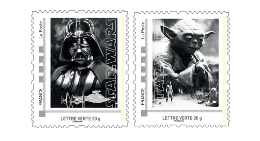 timbres star wars