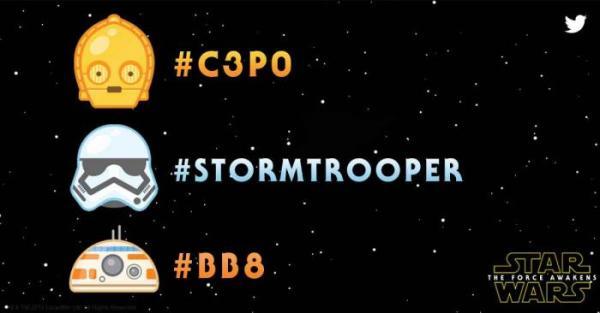 emojis star wars battle galactic bb8 c3po strotrooper