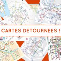 Cartes, métro et détournements