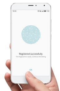 fingerprint security data china meizu pro 5